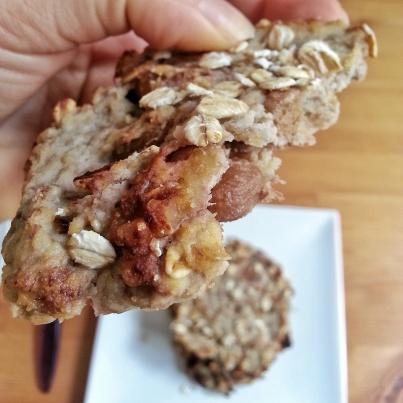 Pancakes Coco au four sans gluten