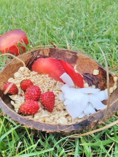 Porridge café coco